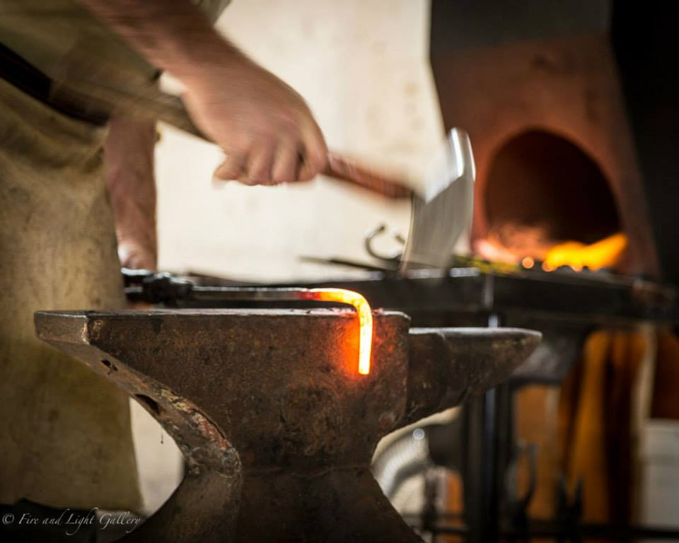 Metal Arts and Blacksmithing - Clifton Forge School of the